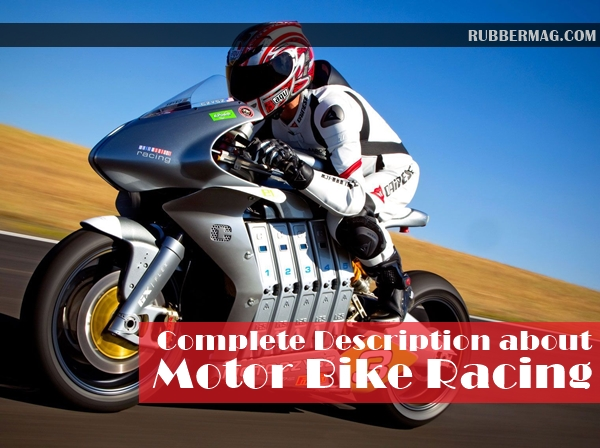 Description about Motor Bike Racing (1)