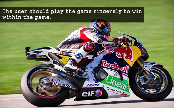 Description about Motor Bike Racing (4)