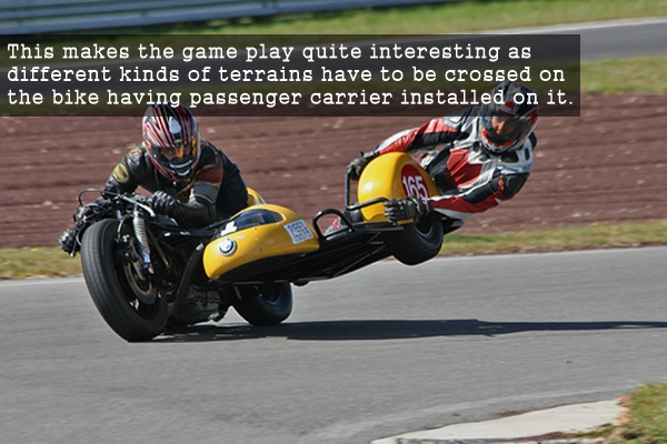 Description about Motor Bike Racing (8)