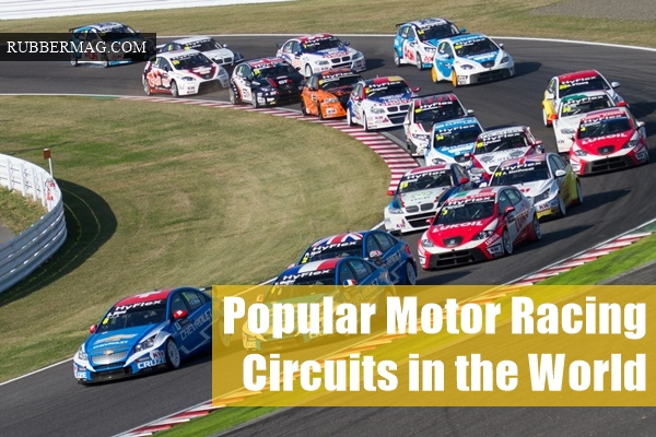 Popular Motor Racing Circuits in the World14