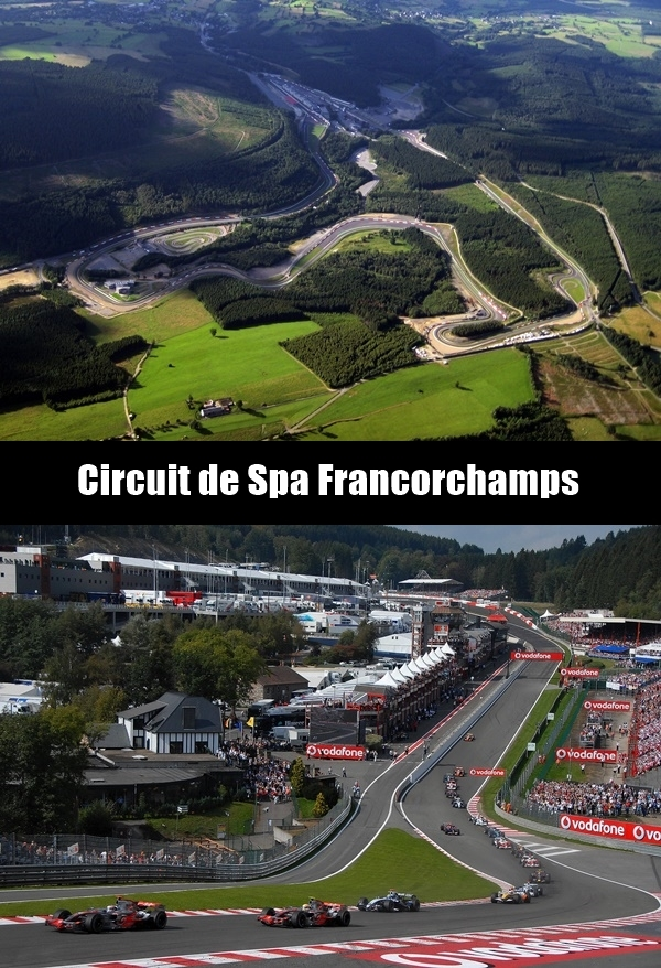 Popular Motor Racing Circuits in the World4-vert