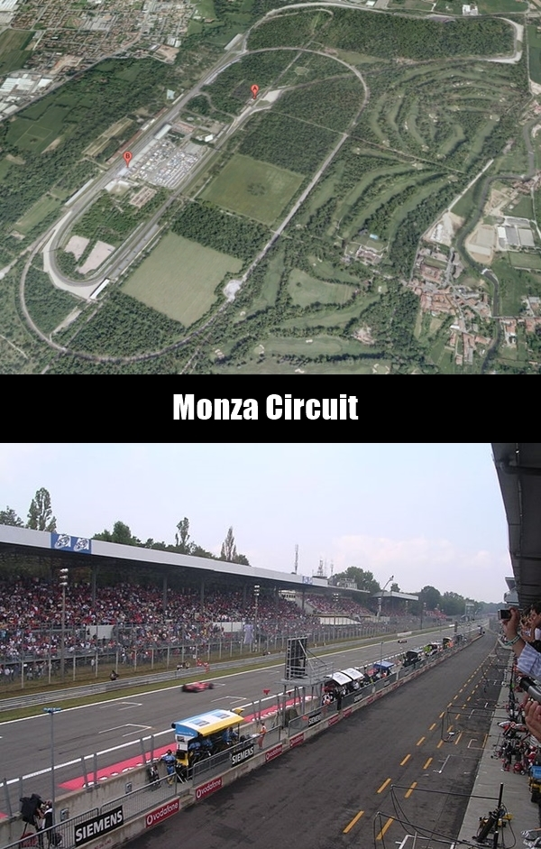 Popular Motor Racing Circuits in the World5-vert