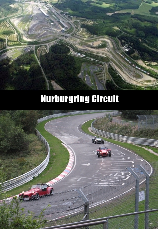 Popular Motor Racing Circuits in the World9-vert