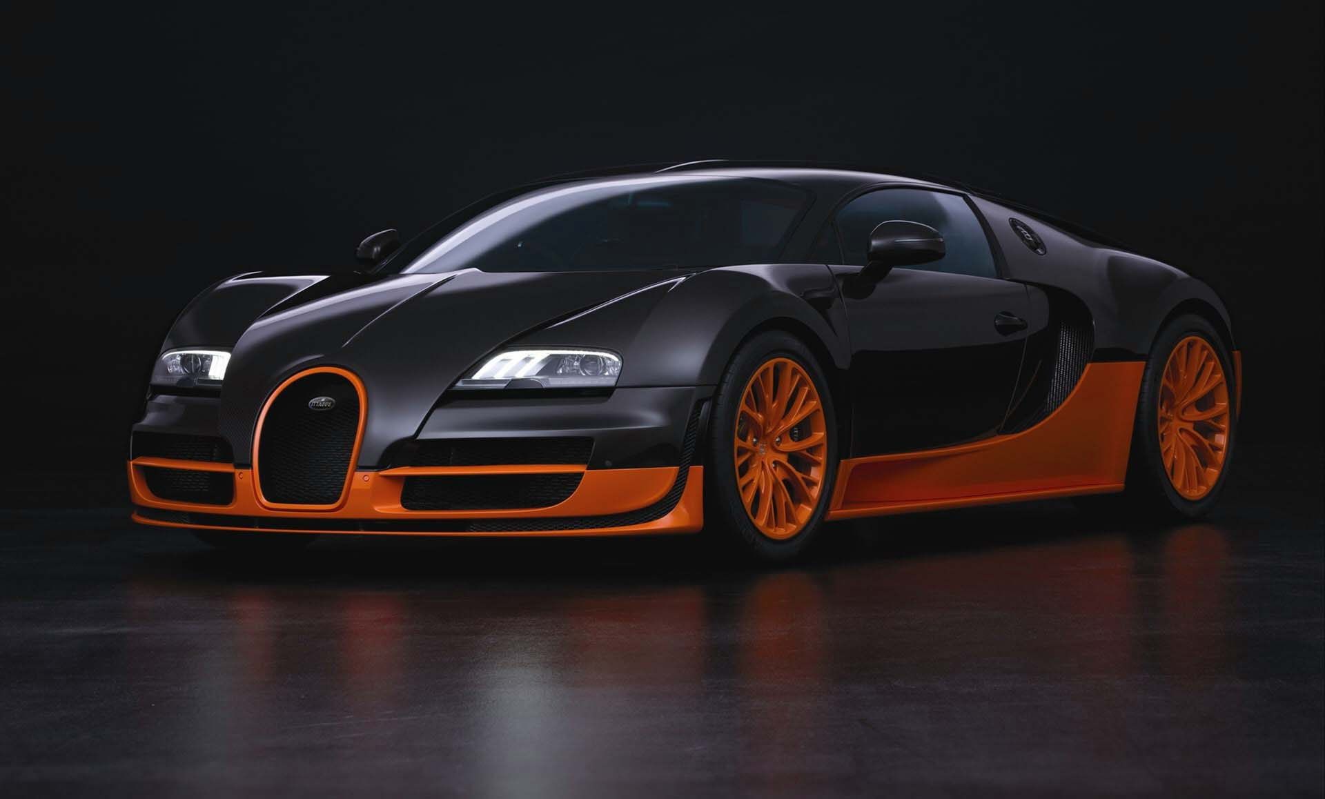Sport Wallpaper Bugatti Veyron: 50 Bugatti Veyron Wallpaper HD For Laptop