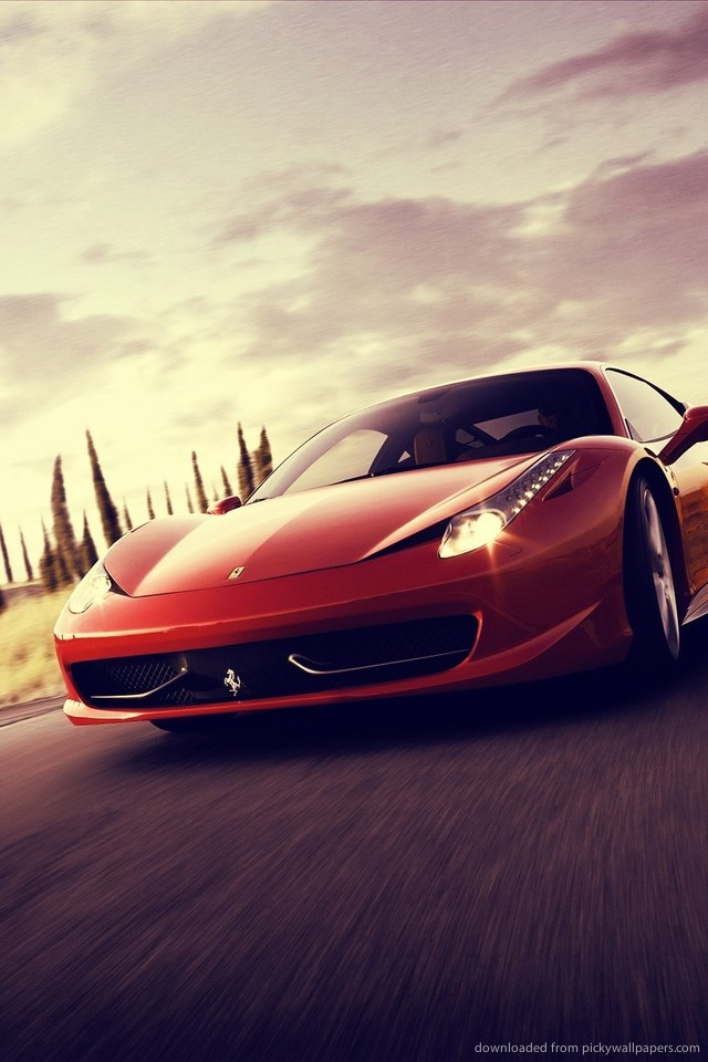 Download Ferrari iPhone Wallpaper for Free (25)