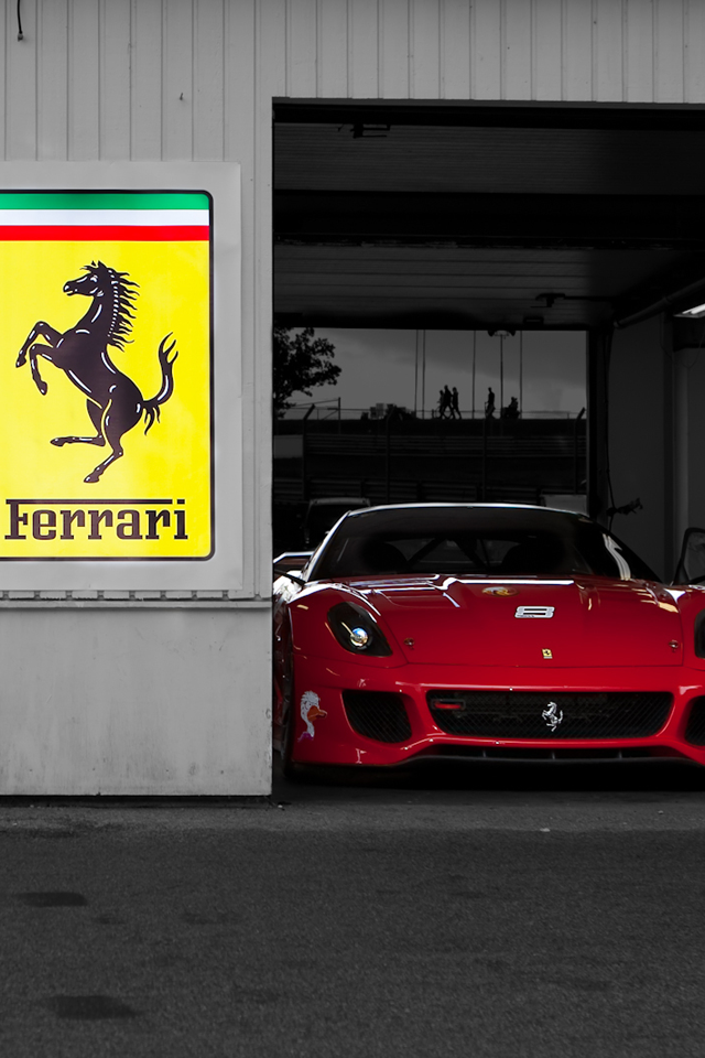 Download Ferrari iPhone Wallpaper for Free (42)