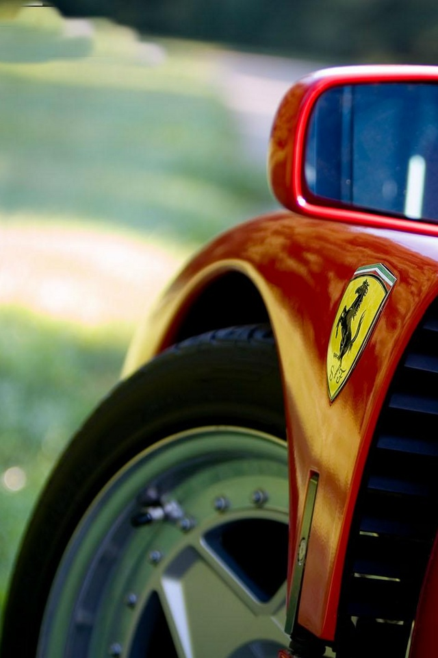 Download Ferrari iPhone Wallpaper for Free (6)