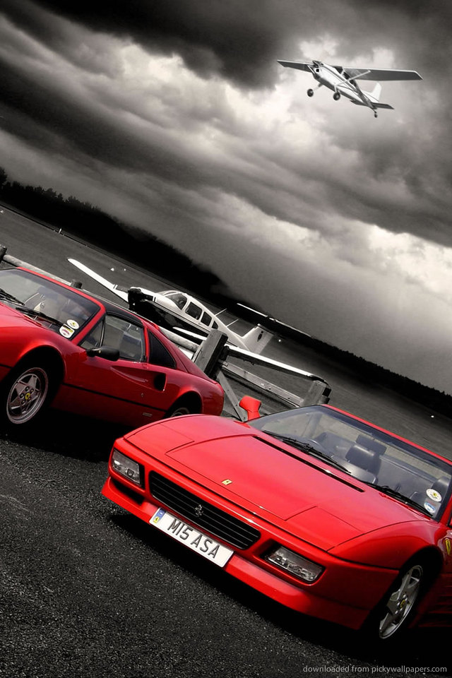 Download Ferrari iPhone Wallpaper for Free (61)