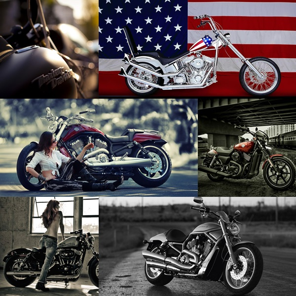 Free Harley Davidson Wallpapers Hd for PC (1)