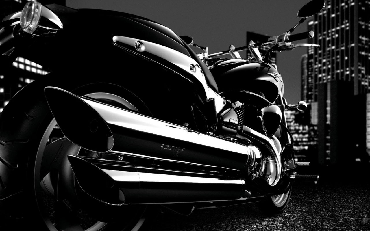 Harley Davidson Black Color Hd Wallpaper Hd Wallpapers