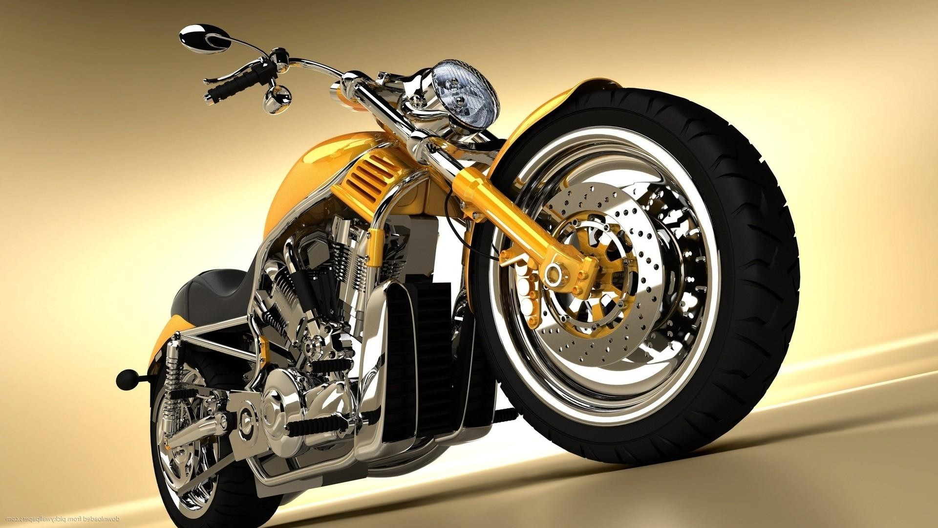 Harley Davidson Motorcycles: 50 Free Harley Davidson Wallpapers Hd For PC
