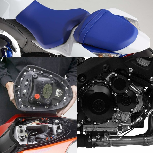 Suzuki GSXr 1000 Full Specifications and Review (2)