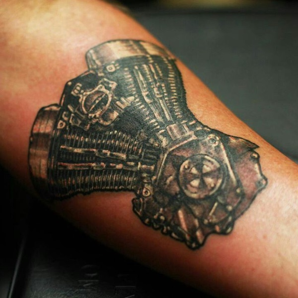 Best Free Car Tattoo designs and Ideas (12)