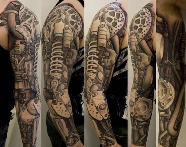 Best Free Car Tattoo designs and Ideas (53)