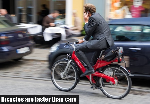 Best Reasons Why Most Of The People Prefer Bikes Over Cars (5)