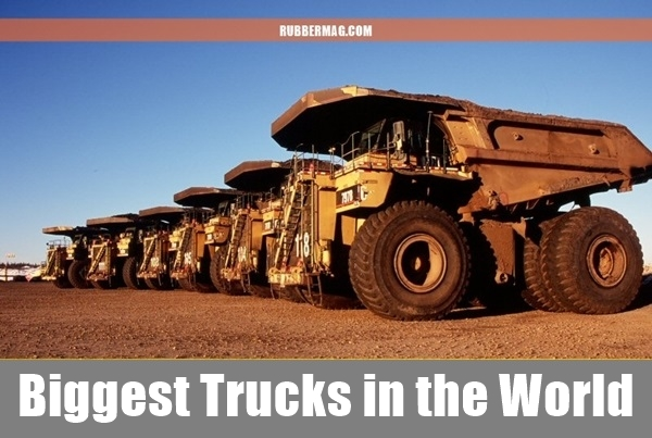 Biggest trucks in the world