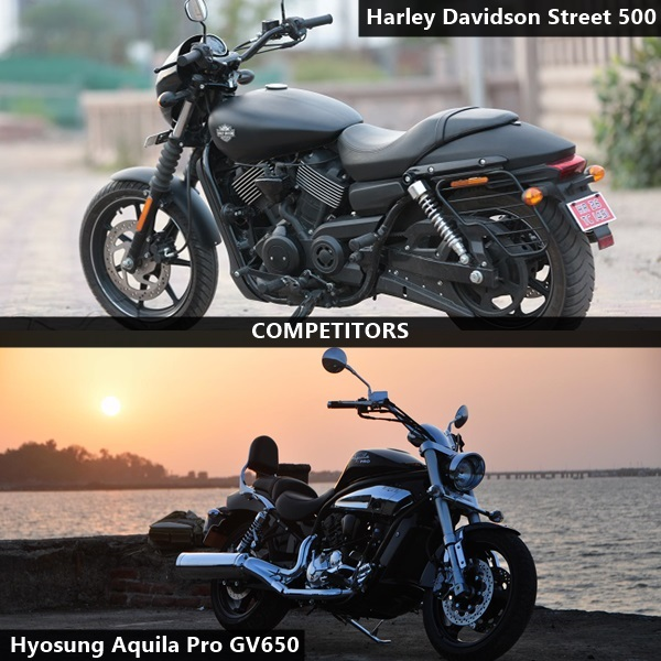 Harley Davidson Street 750 Review, Mileage, Specifications (2)