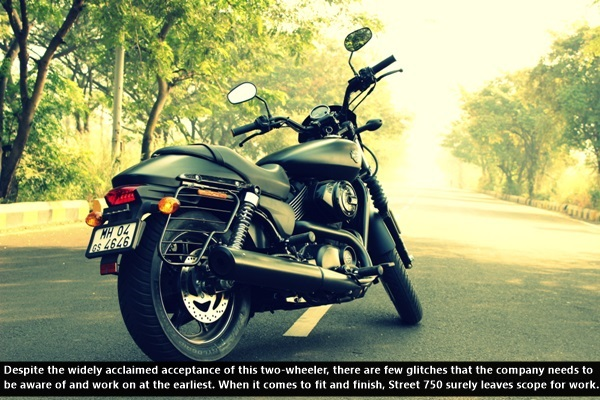 Harley Davidson Street 750 Review, Mileage, Specifications (8)