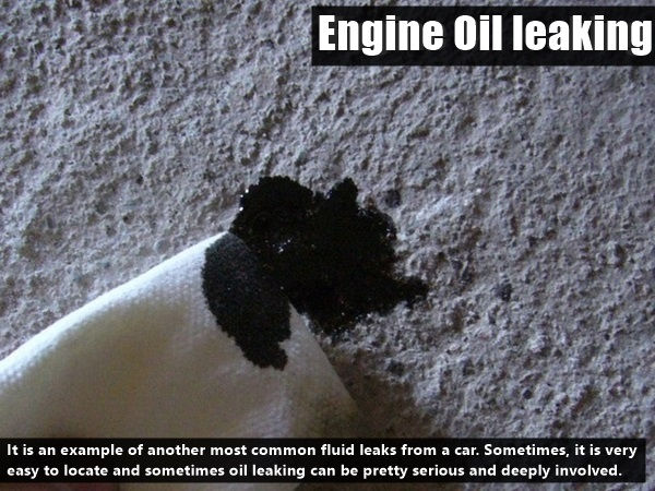 Most Common Fluid Leaks from a Car (13)