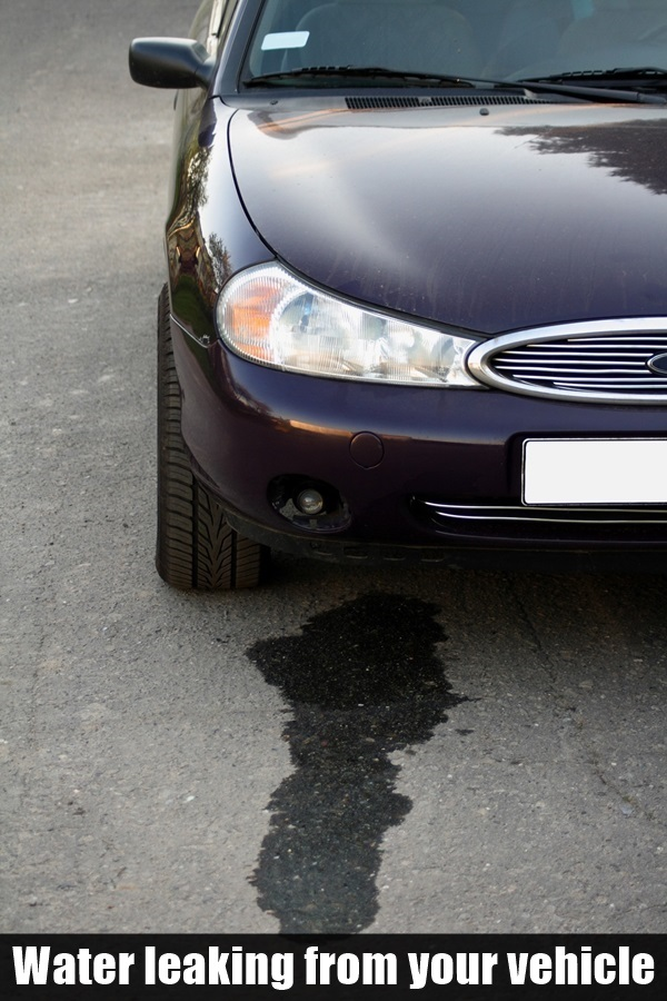 Most Common Fluid Leaks from a Car (8)