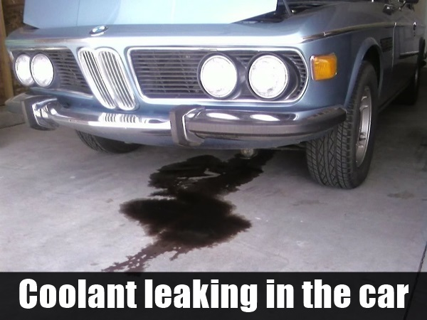 Most Common Fluid Leaks from a Car (9)