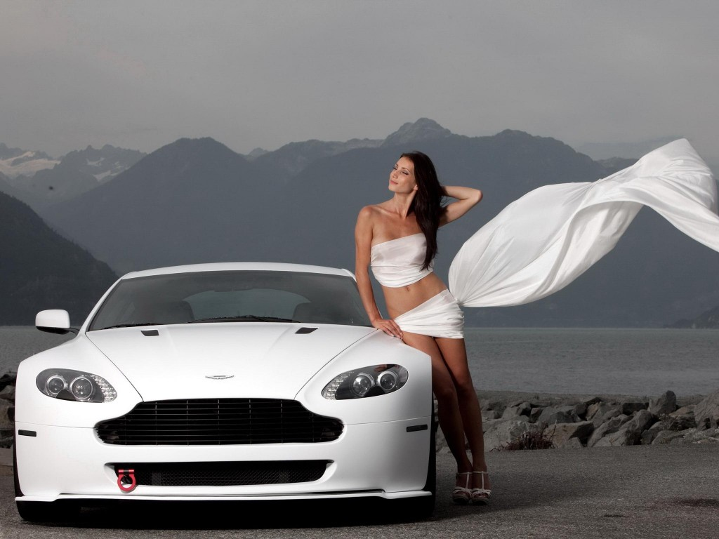 Sexy Cars and Girls Wallpaper and Pictures (1)