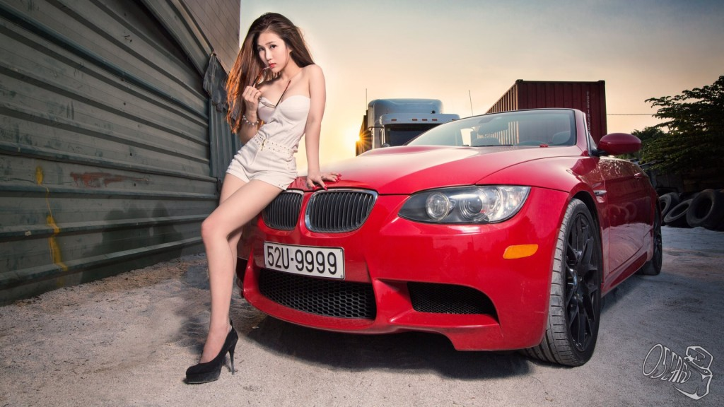 Sexy Cars and Girls Wallpaper and Pictures (15)