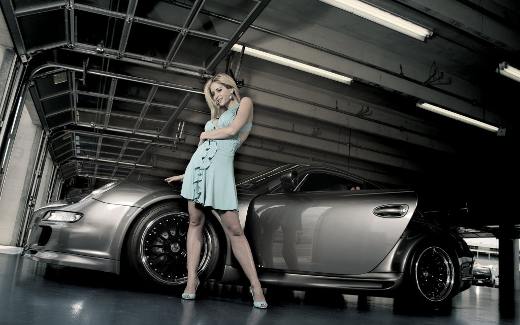 Sexy Cars and Girls Wallpaper and Pictures (22)