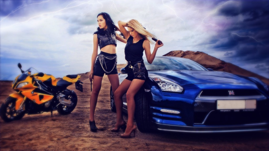 Sexy Cars and Girls Wallpaper and Pictures (23)