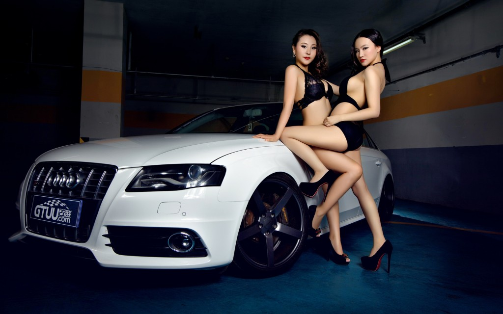 Sexy Cars and Girls Wallpaper and Pictures (26)