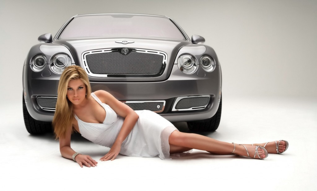 Sexy Cars and Girls Wallpaper and Pictures (3)