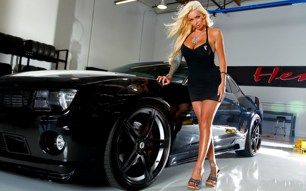 Sexy Cars and Girls Wallpaper and Pictures (31)