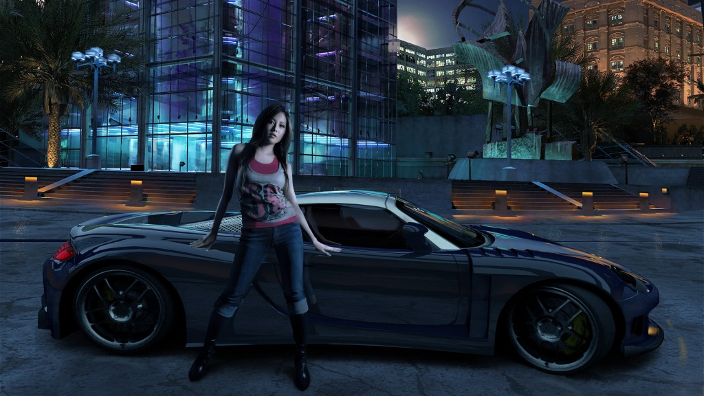 Sexy Cars and Girls Wallpaper and Pictures (32)