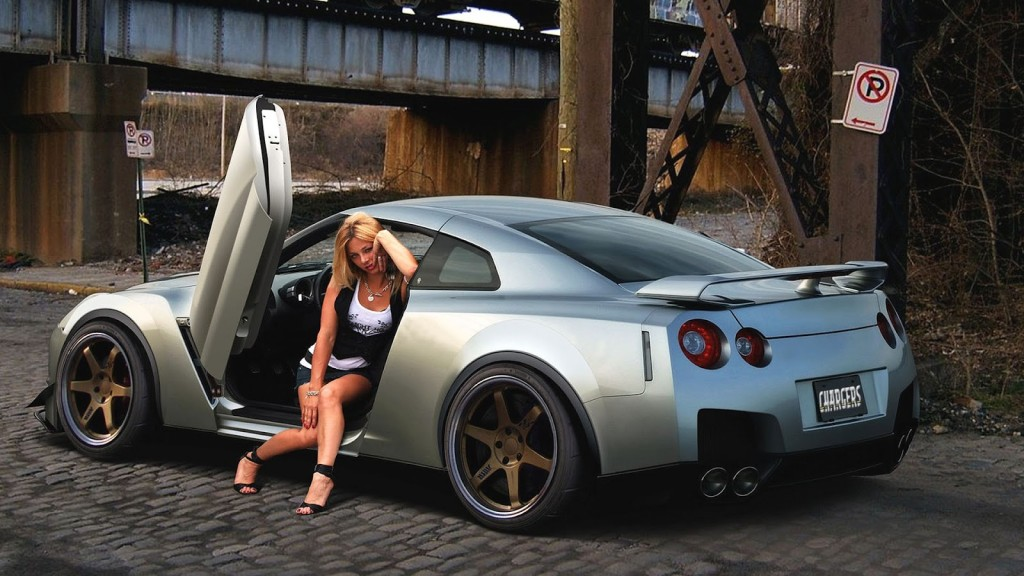Sexy Cars and Girls Wallpaper and Pictures (36)