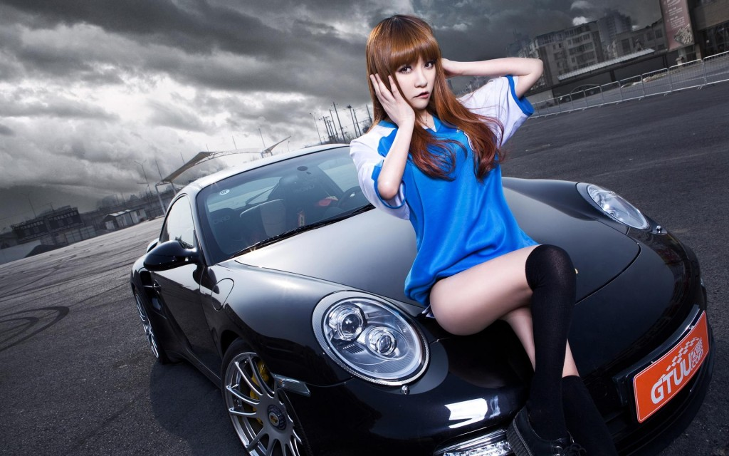 Sexy Cars and Girls Wallpaper and Pictures (38)