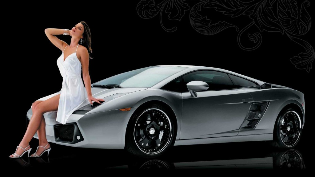 Sexy Cars and Girls Wallpaper and Pictures (40)