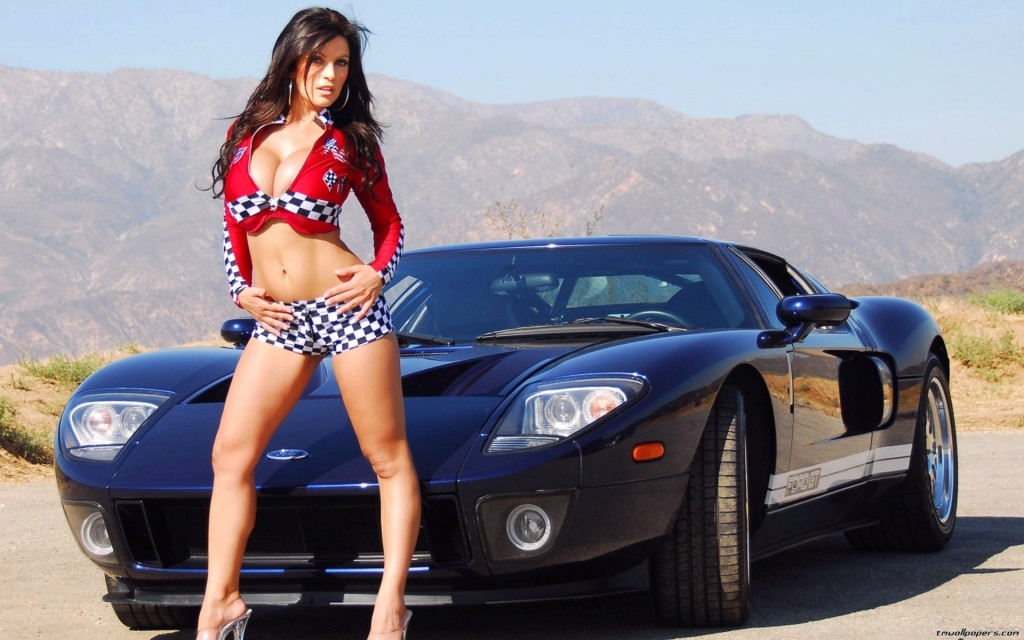 Sexy Cars and Girls Wallpaper and Pictures (9)