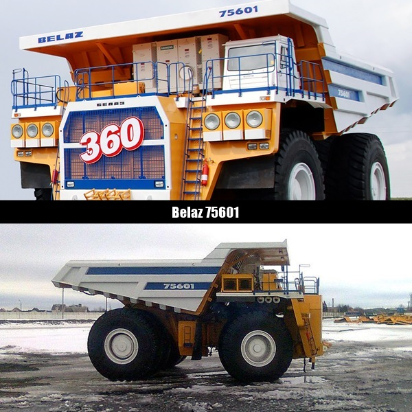 Ten Biggest Trucks in the World (15)