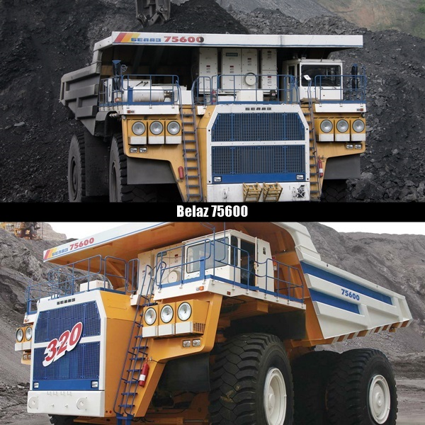 Ten Biggest Trucks in the World (6)