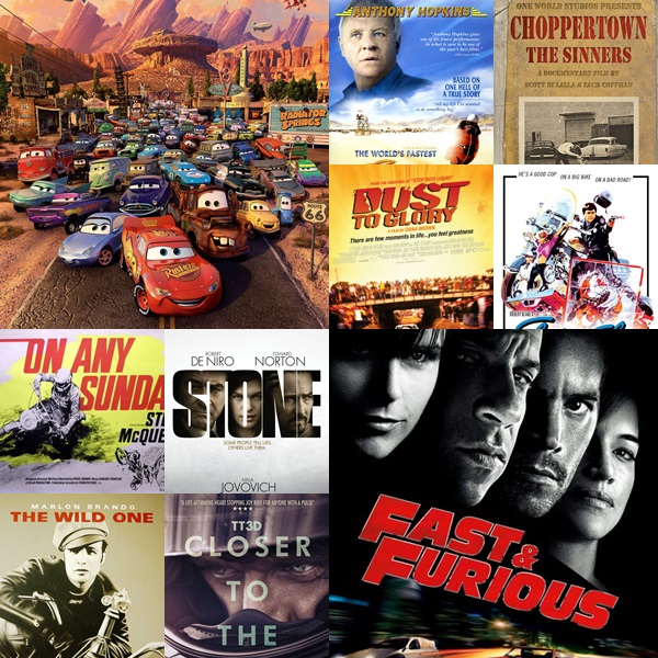 Top Ten Best Hollywood Movies for Speed Lovers Inspiration
