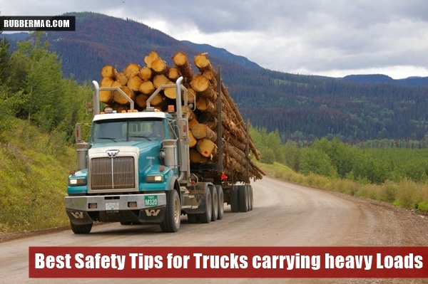Best Safety Tips for Trucks carrying heavy Loads (6)